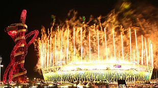 Londres despide los Juegos con una ceremonia muy musical