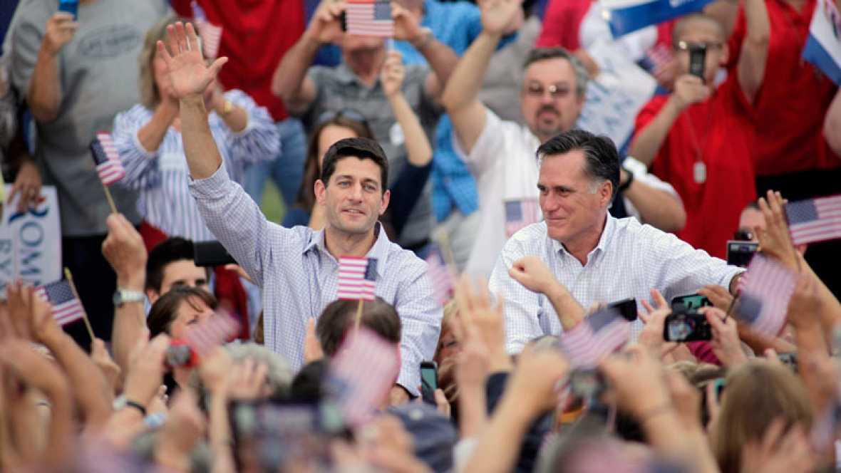 El candidato republicano a la vicepresidencia hará públicas parte de sus declaraciones de renta