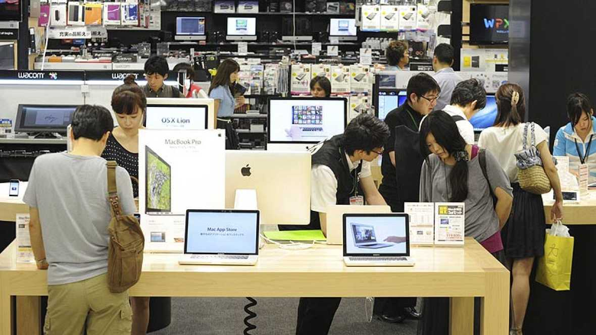 Japón frena su expansión y crece un 1,4% en el segundo trimestre