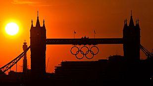 """Londres cierra sus Juegos calificándolos de """"gloriosos"""""""