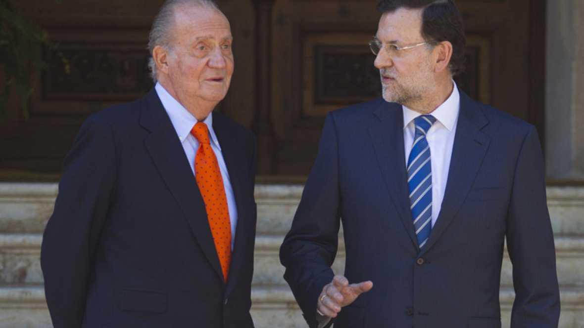 Rajoy insiste en que no decidirá si pedirá el rescate hasta saber qué hará el BCE