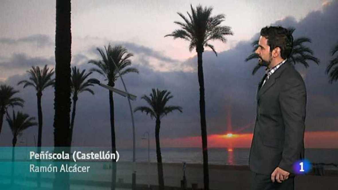 El tiempo en la Comunidad Valenciana - 14/08/12 - Ver ahora