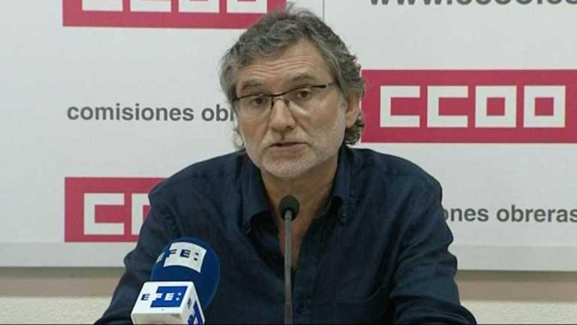 Los sindicatos satisfechos con cautela tras el anuncio de la prorroga del subsidio de los 400 euros