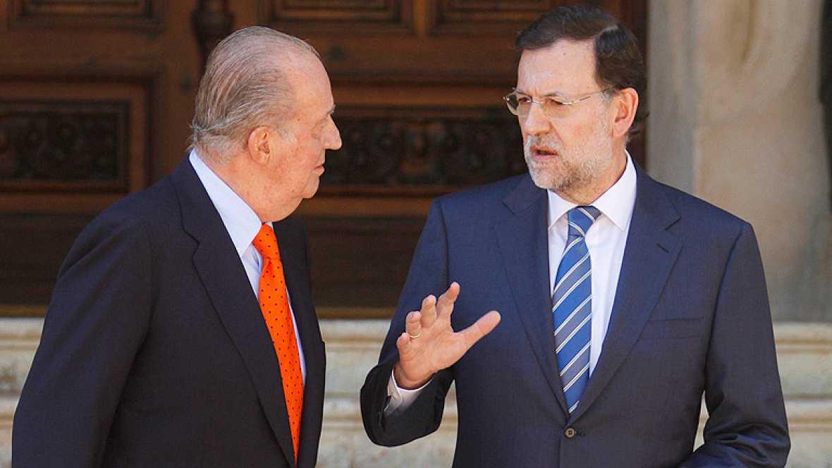 Rajoy anuncia que prorrogará la ayuda de 400 euros para parados sin cobertura