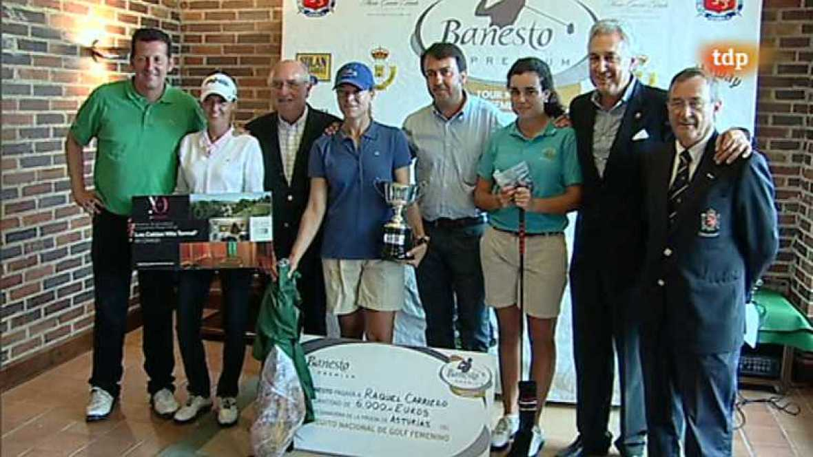 Golf - Banesto Golf Tour - 5ª prueba Asturias - ver ahora