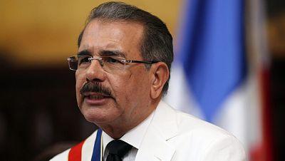 TOMA DE POSESIÓN DEL PRESIDENTE DE REPÚBLICA DOMINICANA, DANILO MEDINA