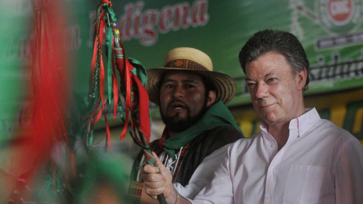 CONFLICTO EN COLOMBIA EN TIERRAS INDÍGENAS