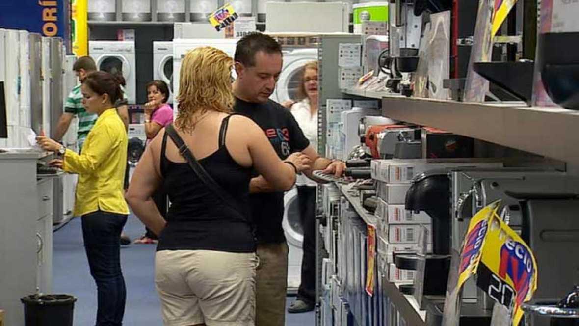 Los comerciantes buscan cómo aumentar sus ventas cuando suba el IVA