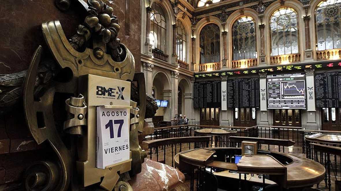 La Bolsa española cierra la semana con una subida del 1,94%
