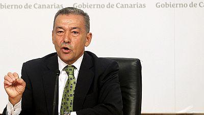 Paulino Rivero critica al Gobierno español por el incendio por La Gomera