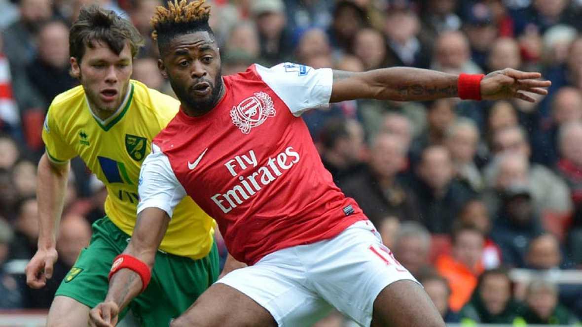 El FC Barcelona ha llegado a un acuerdo con el Arsenal para la contratación del camerunés Alex Song, que será presentado el lunes. Antes su nuevo equipo debuta en Liga contra la Real Sociedad.