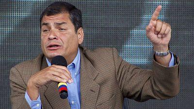 CONFLICTO DIPLOMÁTICO ENTRE ECUADOR Y REINO UNIDO POR EL CASO ASSANGE