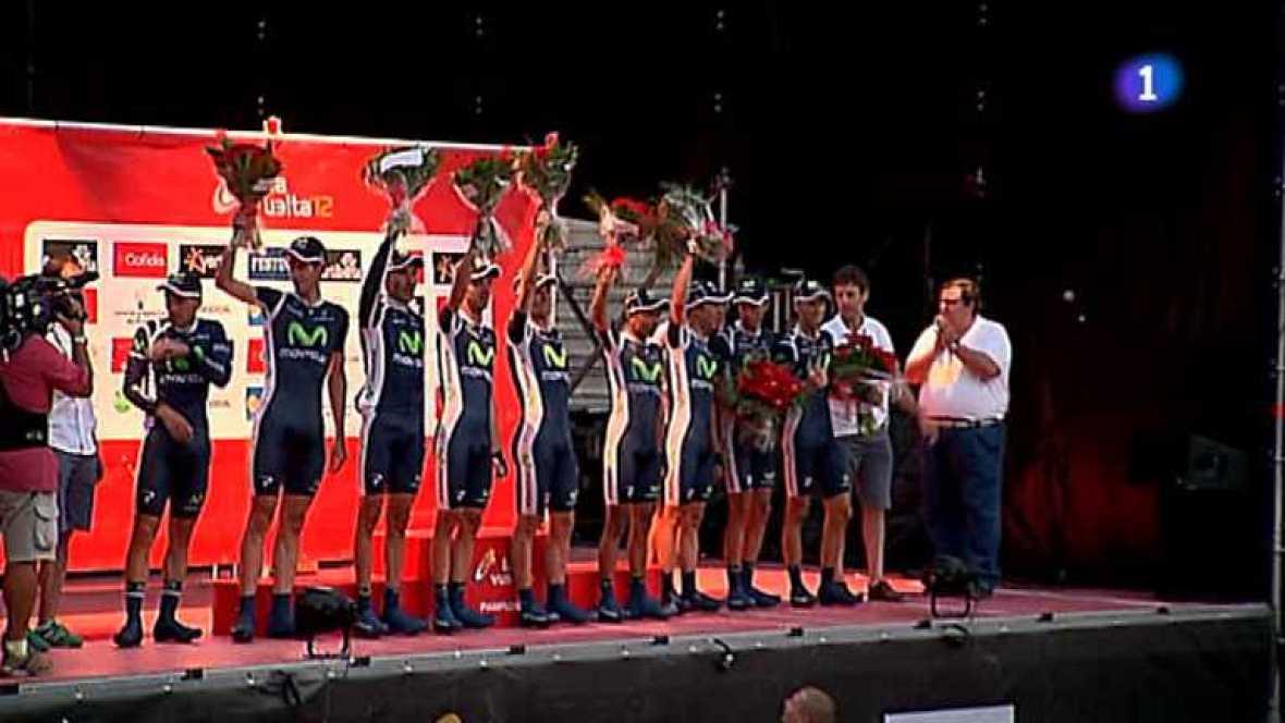 Vuelta ciclista a España 2012 - 1ª etapa - ver ahora