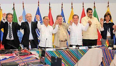 17 países sudamericanos apoyan a Ecuador en la crisis con el Reino Unido