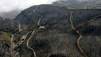 2012 es el año con más incendios forestales desde que hay estadísticas