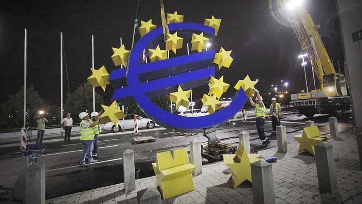 Alemania, contra la compra de deuda por parte del BCE