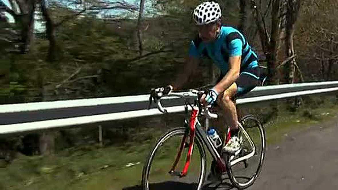 La cuarta etapa de la Vuelta Ciclista a España transcurrirá entre Barakaldo y Valdezcaray, de 160,6 kilómetros, con el Puerto de Orduña (de primera categoría) y, al final meta en alto tras trece kilómetros de subida. El alto de Valdezcaray vivirá por