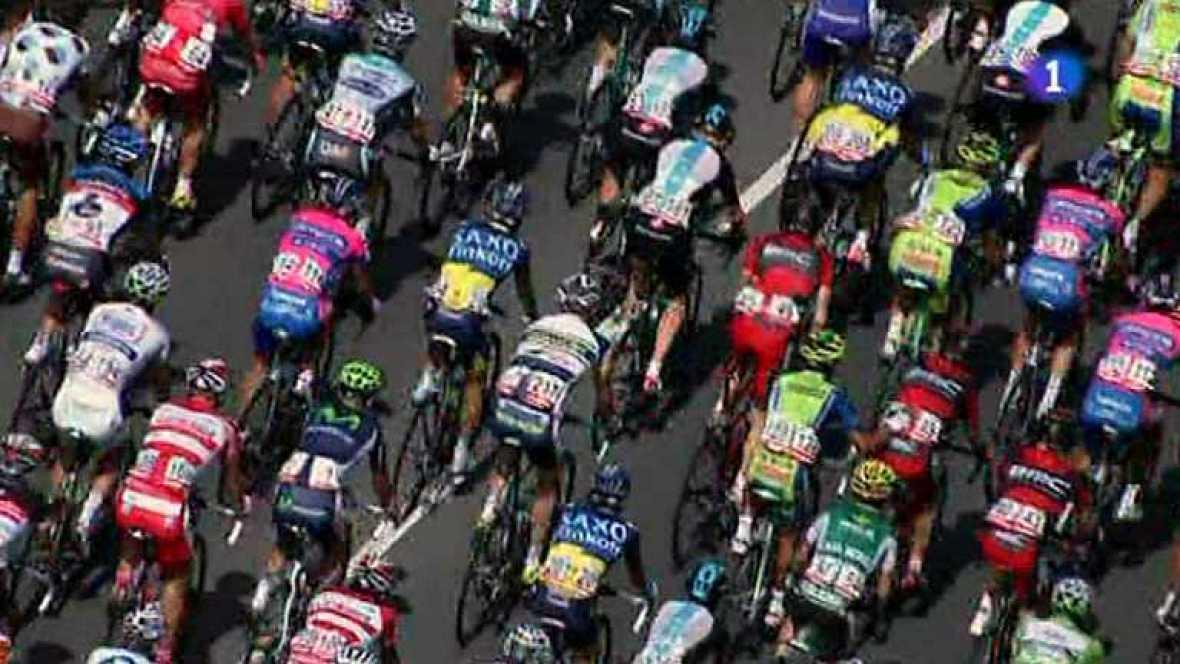 Vuelta ciclista a España 2012 - 3ª etapa - ver ahora