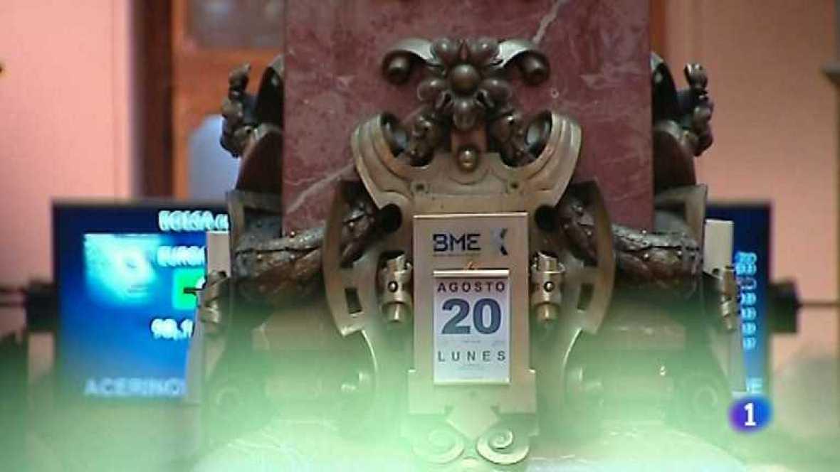 Telediario - 21 horas - 20/08/12 - Ver ahora