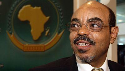 Fallece el primer ministro etíope, Meles Zenawi