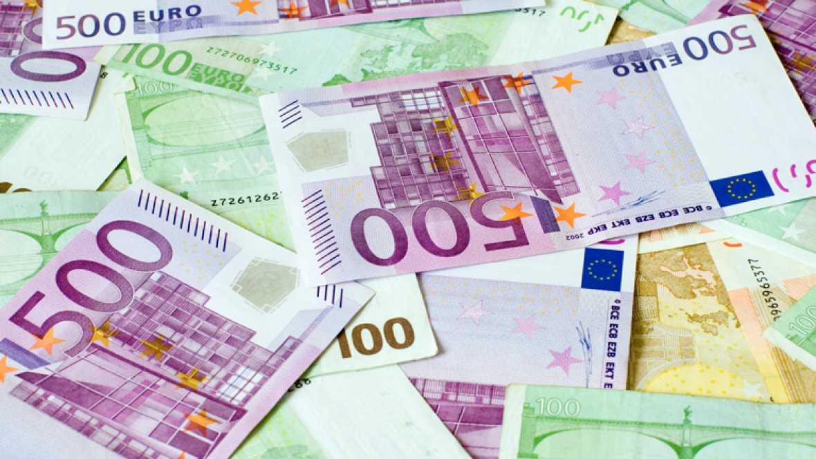 El Tesoro capta 4.500 millones y paga un interés casi un punto inferior al de hace un mes
