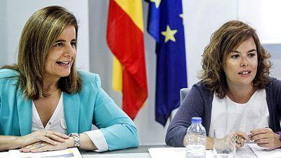 El Gobierno subirá a 450 euros la ayuda a los parados con al menos dos personas a su cargo