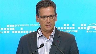 Los partidos políticos vascos opinan sobre el adelanto de las elecciones