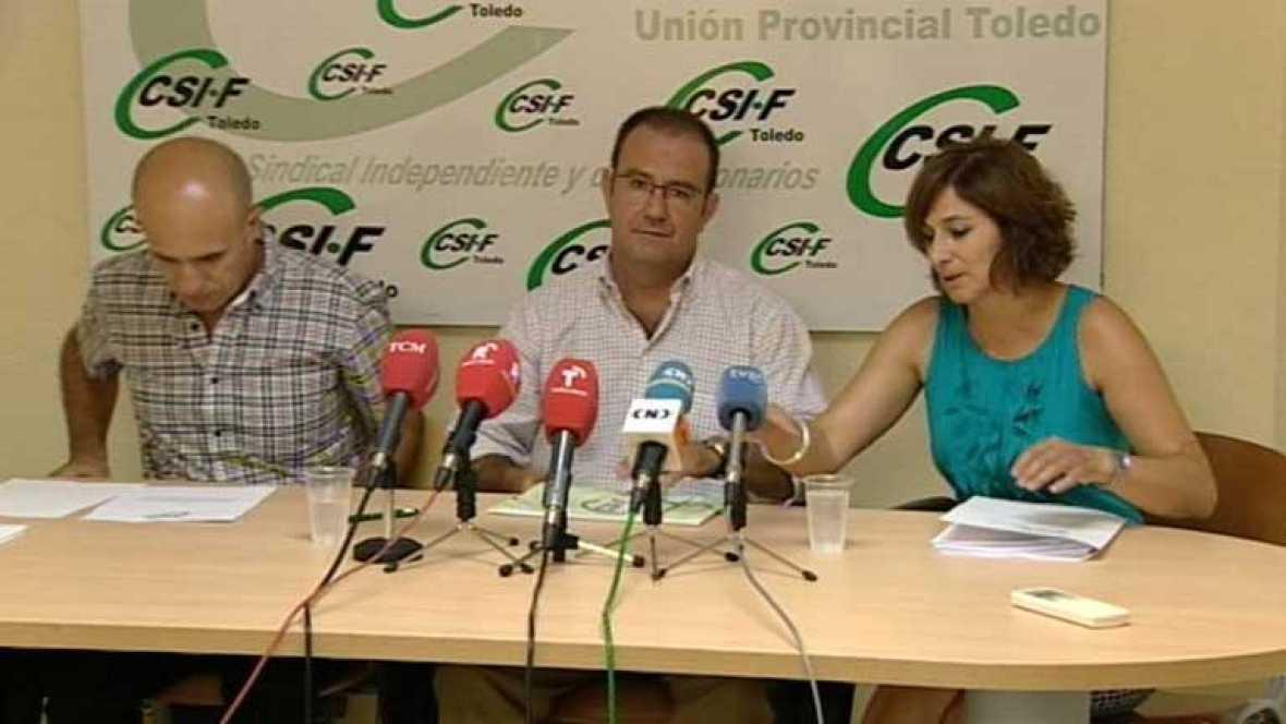 La Junta de Castilla La Mancha despide al 43% de los interinos