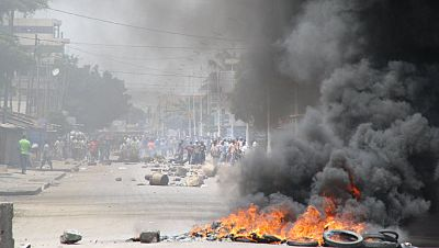 Enfrentamientos en Togo entre la oposición y la policía por la reforma de la ley electoral