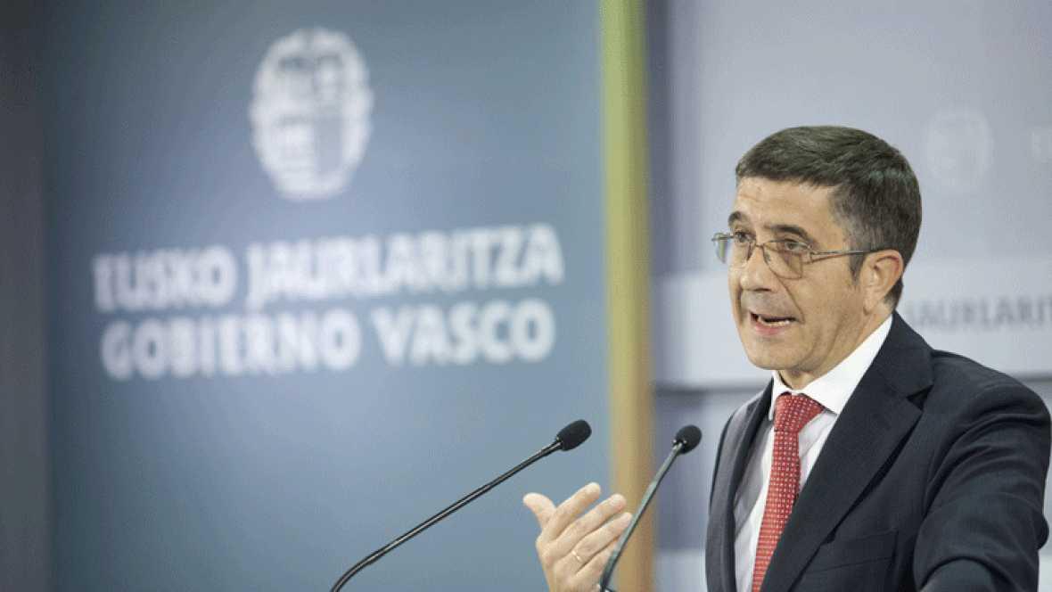 Elecciones vascas el 21 de octubre
