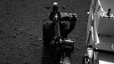 La NASA detecta un fallo en el robot Curiosity