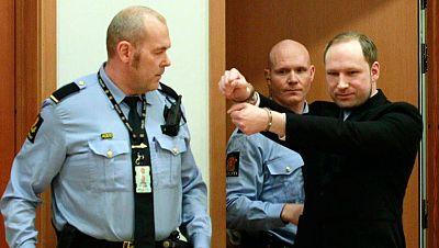 Este viernes se conocerá la sentencia a Breivik