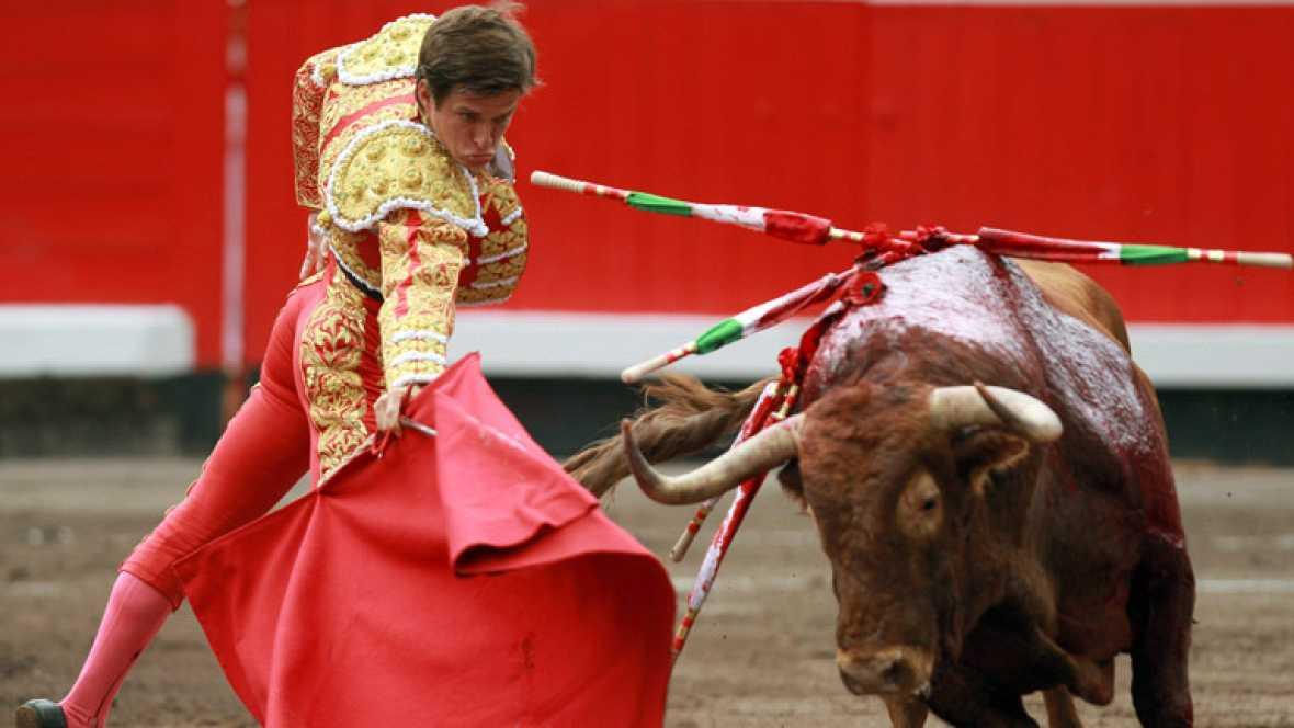 TVE retransmitirá en directo la corrida de la Feria de Valladolid con El Juli, Manzanares y Talavante