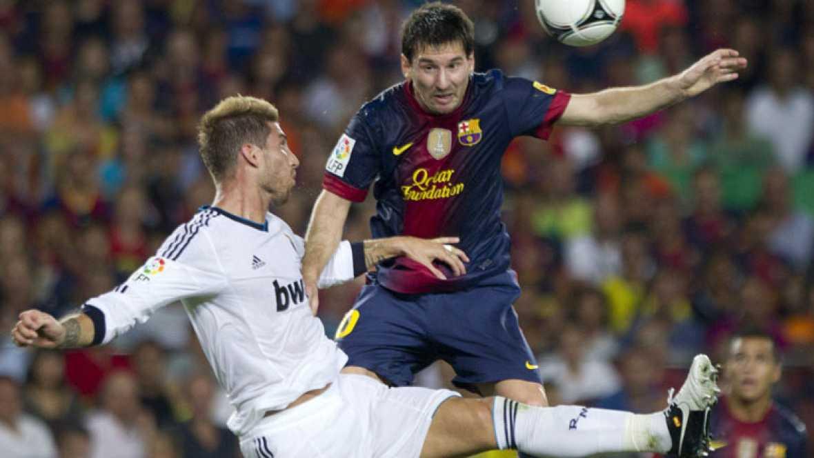 El Barça gana pero no sentencia al Madrid