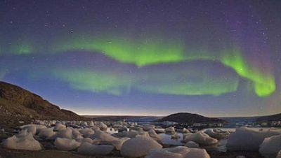 Las auroras boreales, a un solo click
