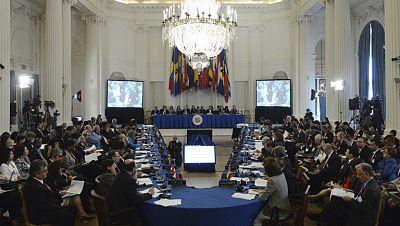 La OEA respalda a Ecuador en el 'caso Assange'