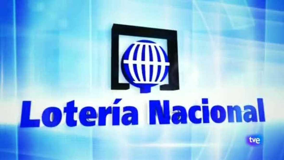 Lotería Nacional - 25/08/12 - ver ahora