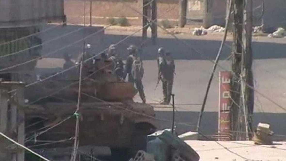 Masacre cerca de Damasco que deja más de 300 muertos