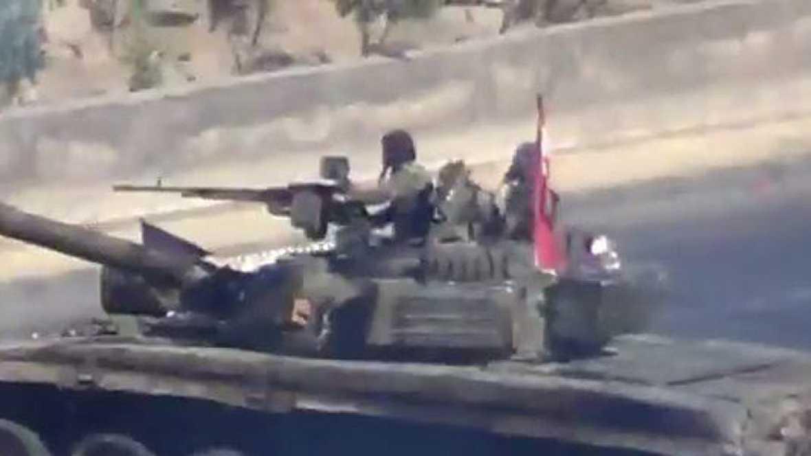 La oposición siria denuncia la muerte de al menos 200 civiles ejecutados en Daraya