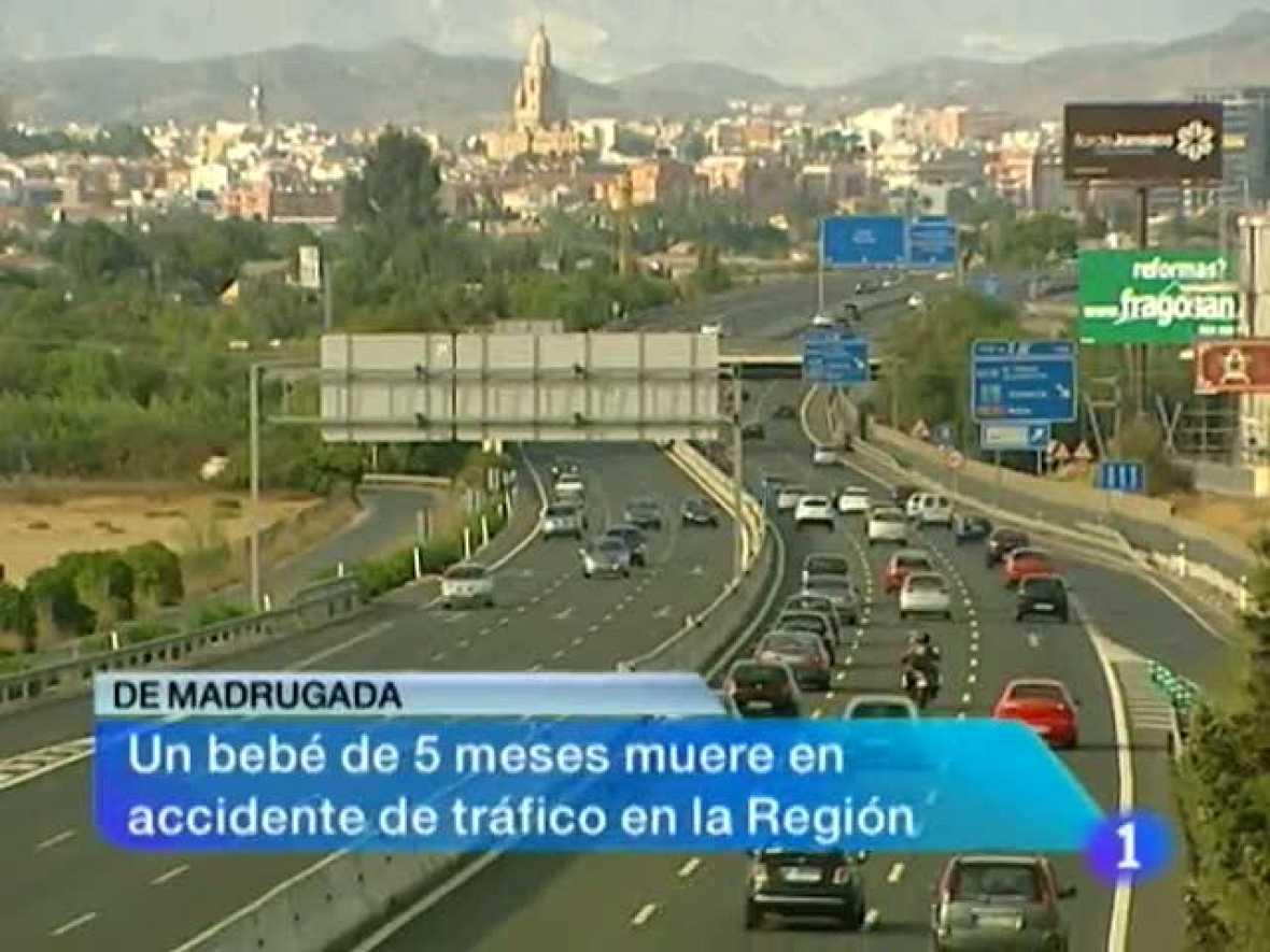Noticias Murcia.(27/08/2012).