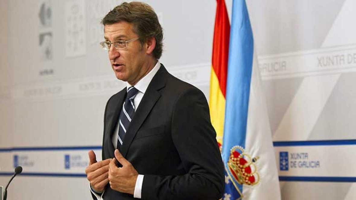 Feijóo anticipa las elecciones en Galicia al 21 de octubre