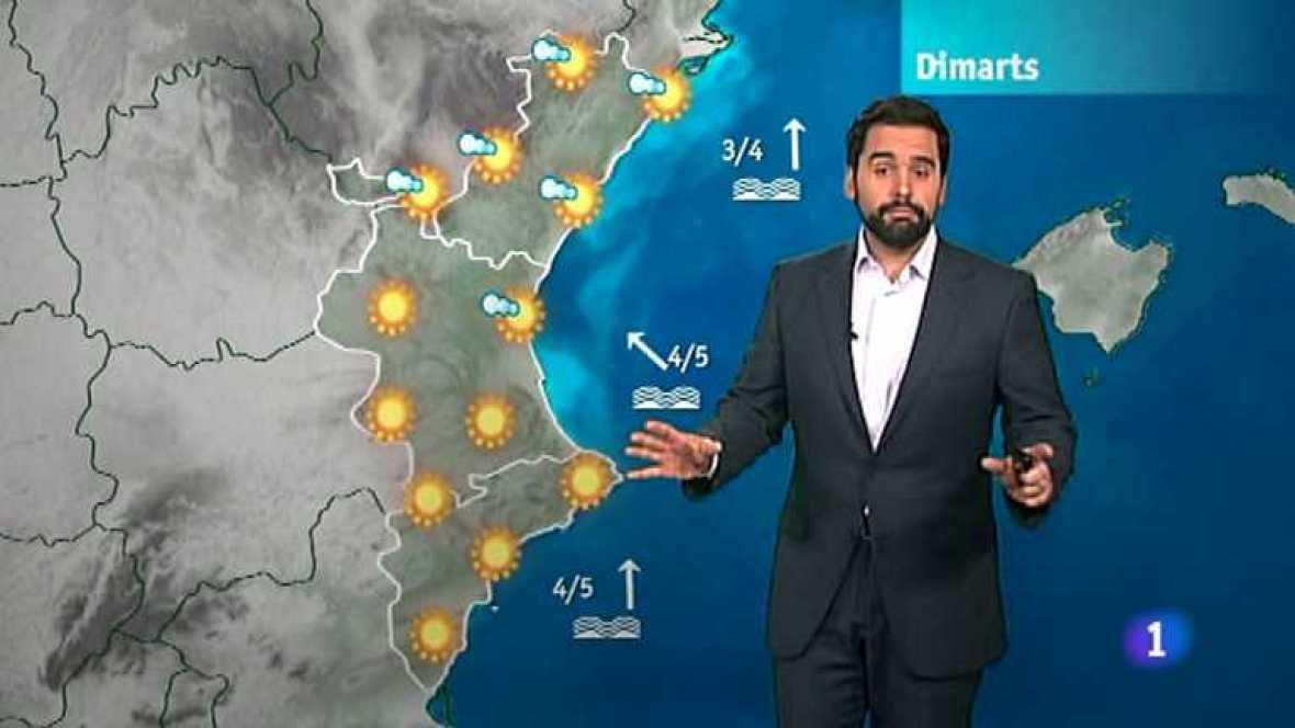 El tiempo en la Comunidad Valenciana - 28/08/12 - Ver ahora