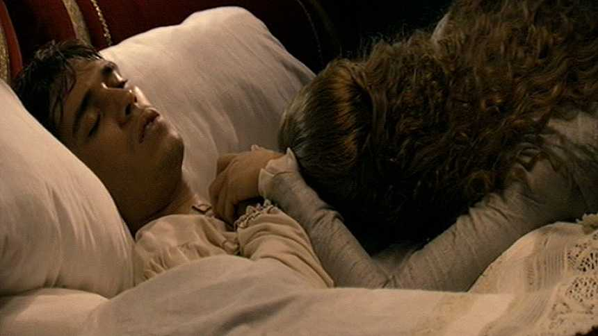 Isabel - La muerte de Alfonso