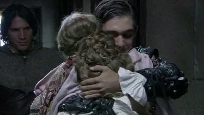 Isabel - El reencuentro con Alfonso