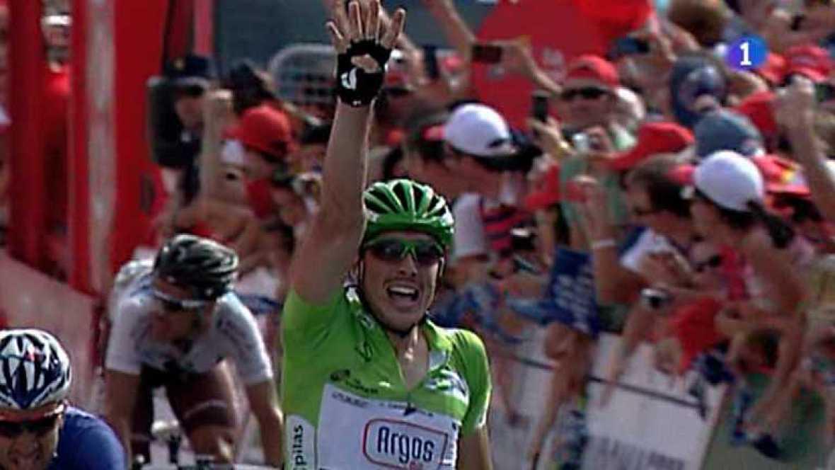 Vuelta ciclista a España 2012 - 10ª etapa:Ponteareas-Sanxenxo - Ver ahora