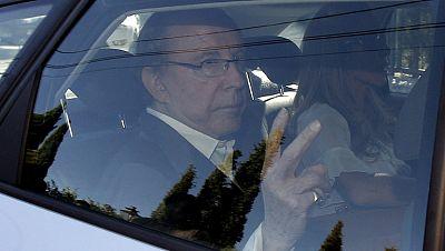 Ruiz-Mateos llegará detenido a los juzgados de Palma para declarar por estafa