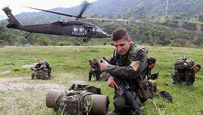 Los colombianos apoyan la oferta de diálogo de Santos a las FARC