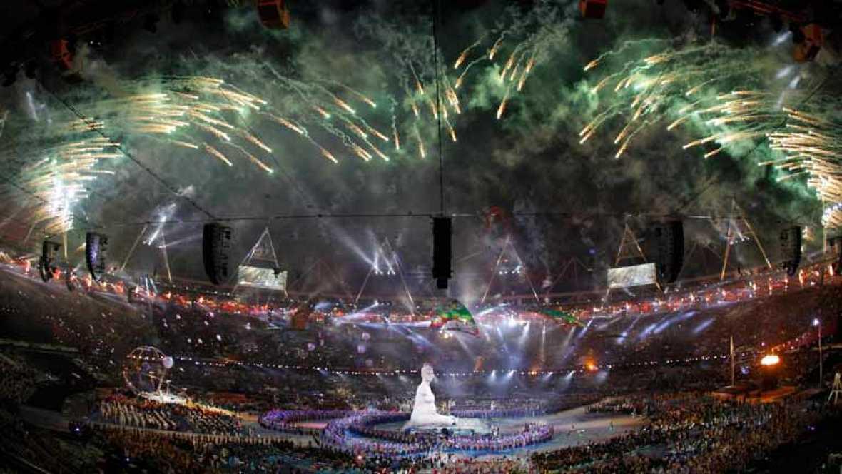 Ceremonia de inauguración de los Juegos Paralímpicos Londres 2012, 1 - Ver ahora