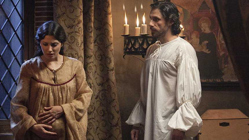 Isabel - La reina embarazada de un bastardo