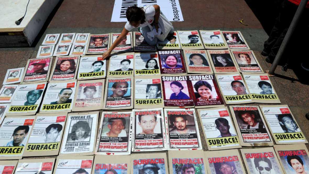 La ONU recuerda a las más de 42.000 víctimas de desaparición forzada en 82 países del mundo